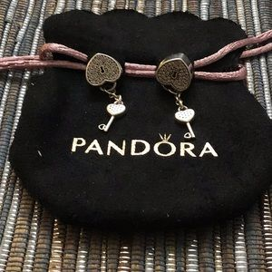 Pandora Charms lot of 2